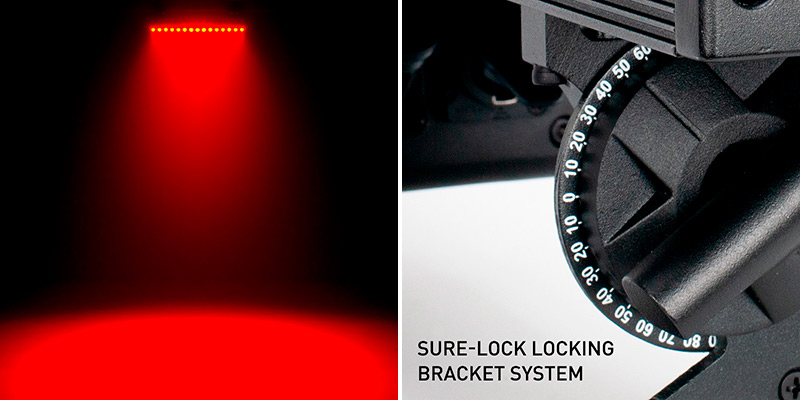 15 HEX Bar IP sure-lock bracket system