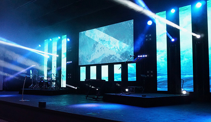 Bayside Church, West Bradenton Campus - Main Stage