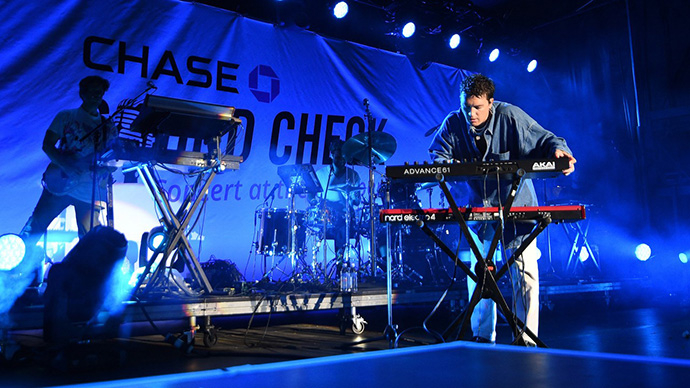 CHASE SOUND CHECK Concerts
