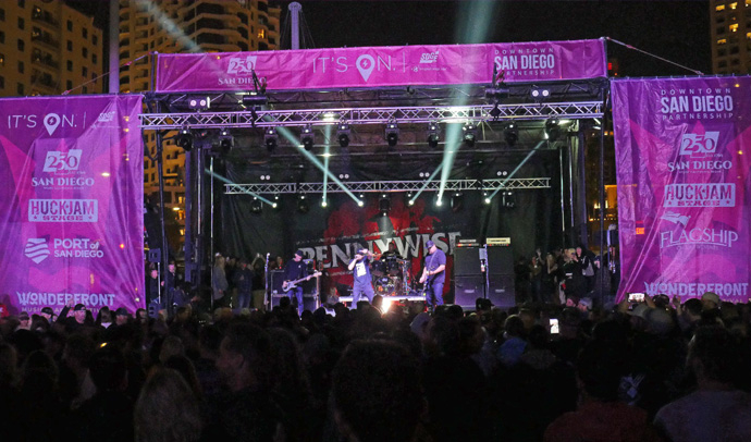 Wonderfront Festival San Diego