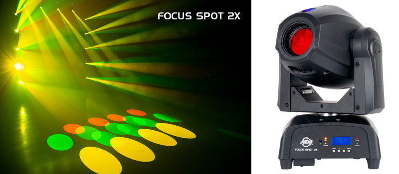 ADJ Focus Spot 2X photo