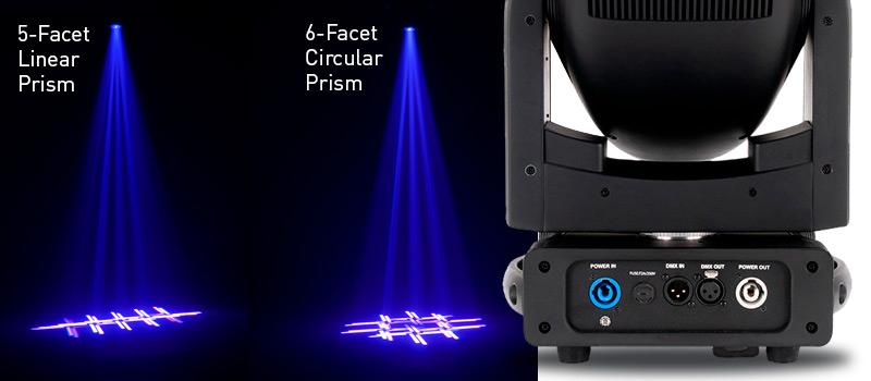 ADJ Focus Spot 4Z Prisms