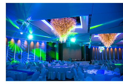 ... conferences and dinners u2013 as well as an annual New Yearu0027s Eve party that has developed legendary status u2013 the Four Seasonsu0027 main ballroom is a big u0027 ...  sc 1 st  ADJ.com & Content - Innovative Cypriot Hotel Installs Permanent All-White ...