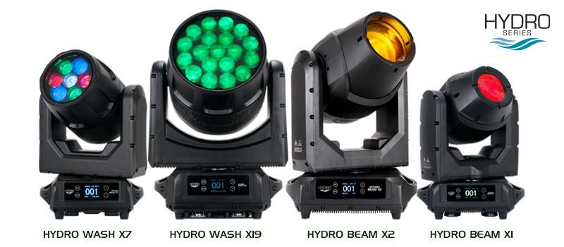 ADJ Hydro Series