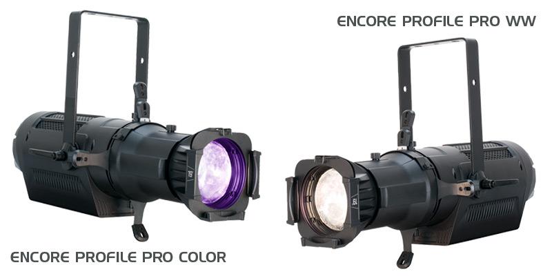 ADJ Encore Profile Pro WW & Encore Profile Pro Color