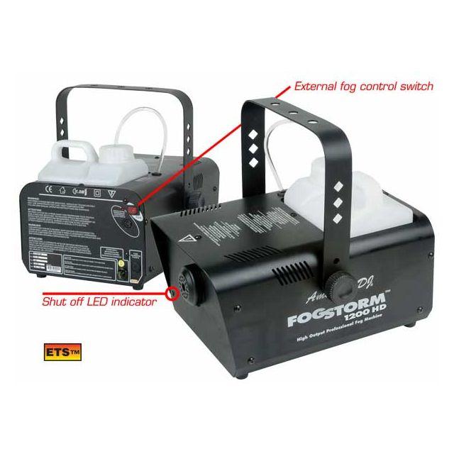 FS-DMX T from American DJ, DMX interface for DJ FOG STorm 1200HD ...