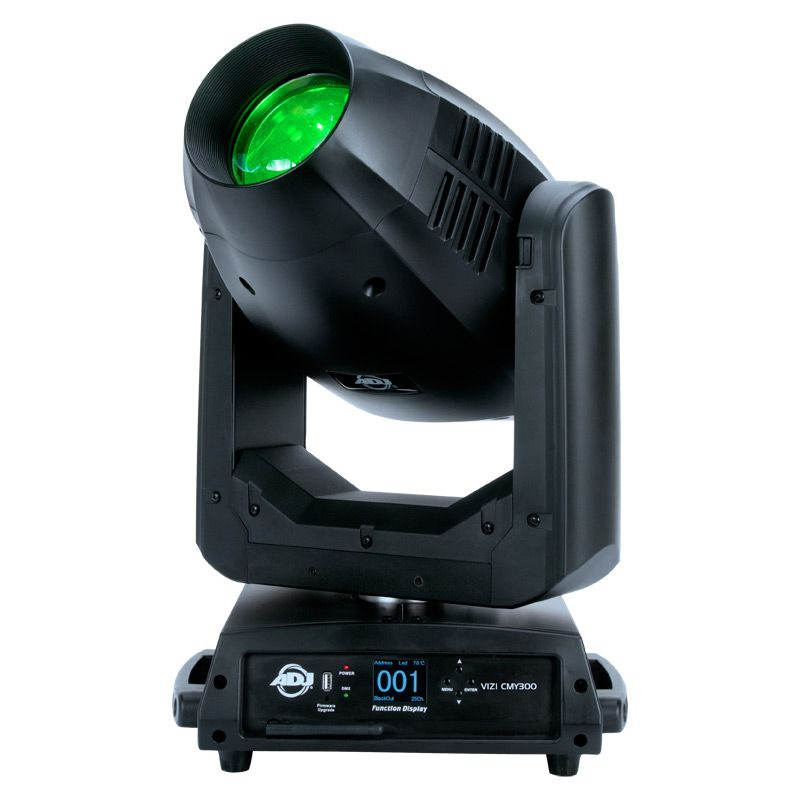 ADJ Vizi Hybrid Moving Head CMY300 | DJ Light Fixture