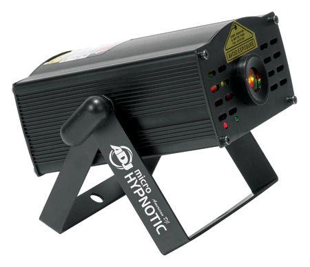 ADJ Micro Hypnotic Laser Light - Laser Web Effect In Red & Green ...