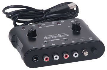 Versaport 4x4 Soundcard with Mic, 1/4-inch Stereo Phone Jack ...